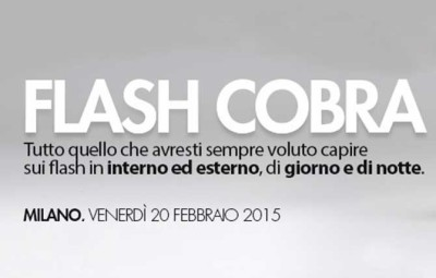 Workshop Milano Cobra