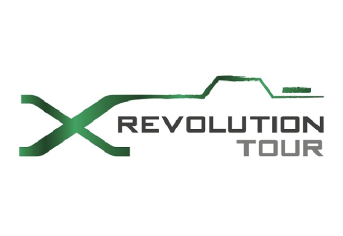 Fujifilm X Revolution Tour