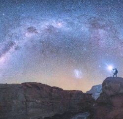 Daniel Kordan - La Via Lattea in Bolivia