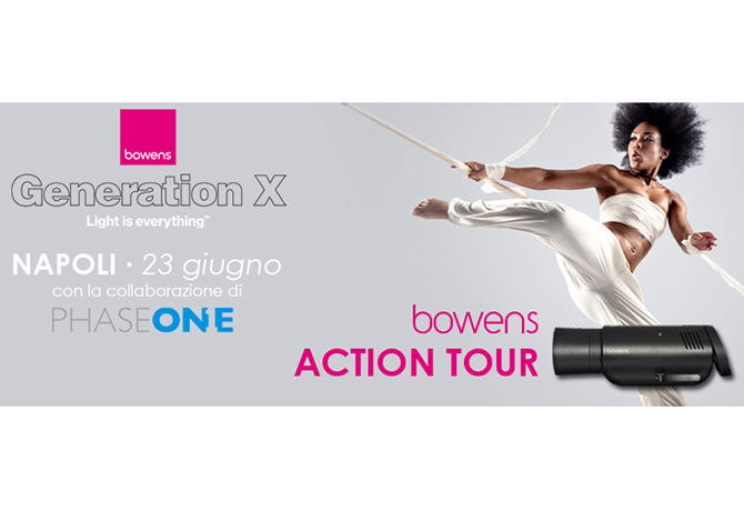 Napoli - Bowens Action Tour