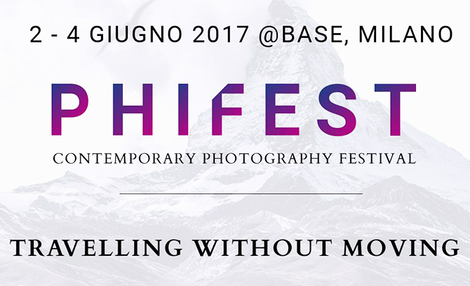 Phifest: contemporary photography festival